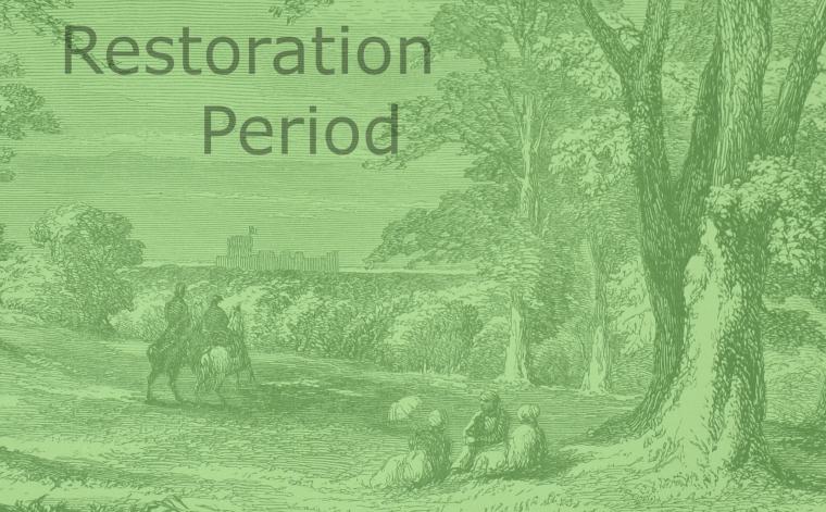 Qwiklit - Poetry - Restoration Period