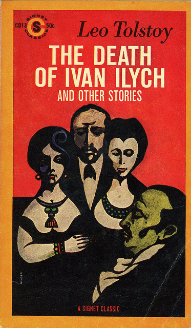 The Symbolism in The Death of Ivan Ilych - Essay Example