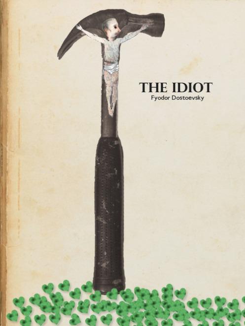 Idiot Book Cover