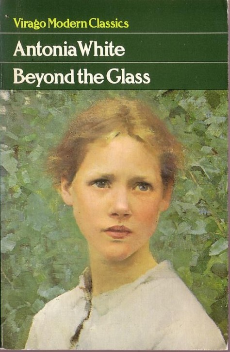 Qwiklit - Antonia White - Beyond the Glass