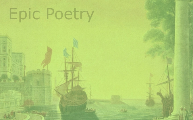 Qwiklit - Poetry - Epic Poetry