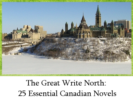 25 Essential Canadian Novels