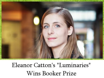 Eleanor Catton Wins Booker Prize