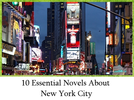 EssentialNovelsaboutNYC
