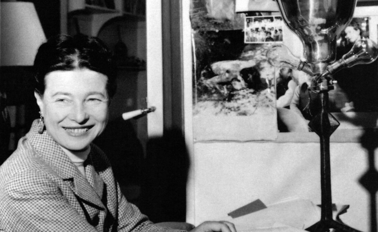 Simone de Beauvoir was not a morning person, but still got much of her work done in the morning.