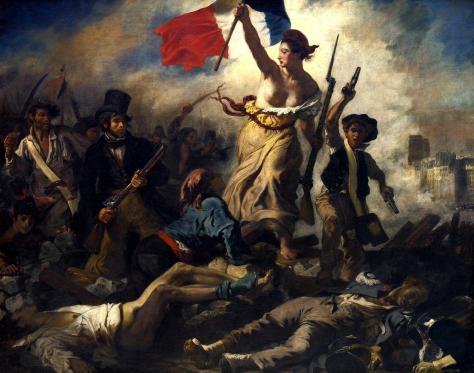 Eugene Delacroix's