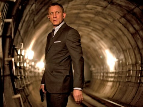 For a story as smooth as Bond, try out this story outline