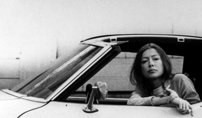 how to write like joan didion