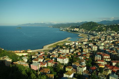 Giresun, Turkey (Wikipedia)