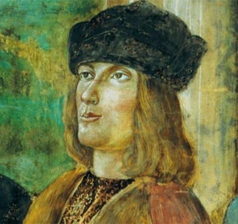 Aldus Manutius, inventor of italics.