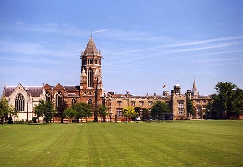 Rugby School, England